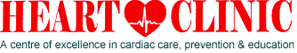 Heart clinic logo